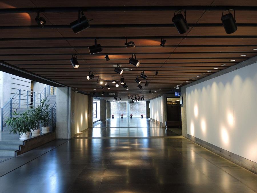 Ceramics Hallway
